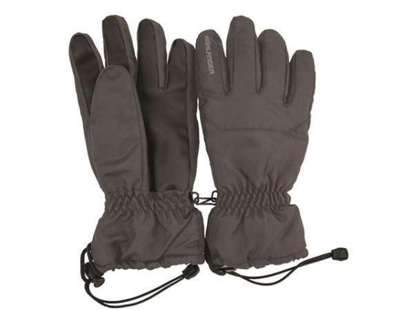 Ski Handschuhe anthrazit