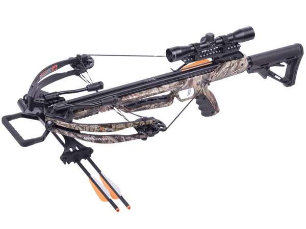Crosman Compound Armbrust Mercenary 370 camo - 175 lbs