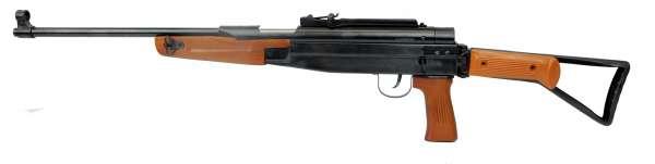 First Strike Modell SP47 Luftgewehr Kal. 4,5 mm (.177) Diabolo Seitenspanner