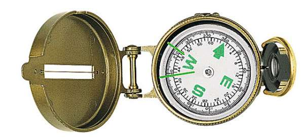 Herbertz Scout-Kompass, Metallgehäuse