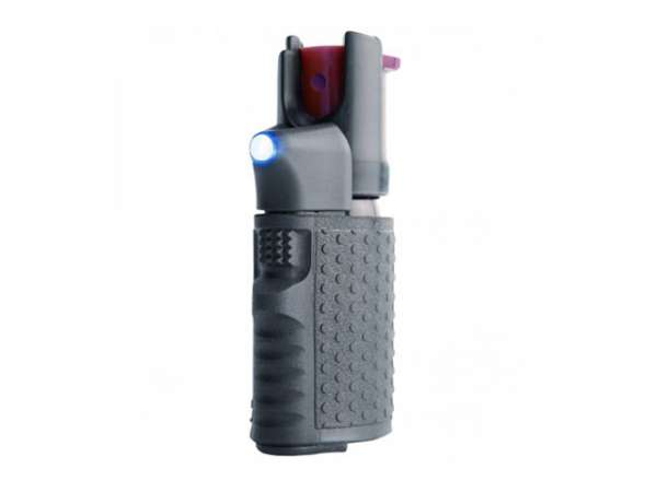 "Pfefferspray Leuchte ""Hurricane-Flashlight"""