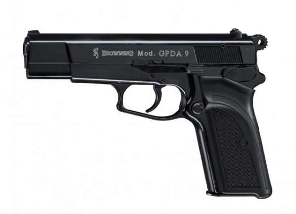 Browning GPDA 9, schwarz brüniert