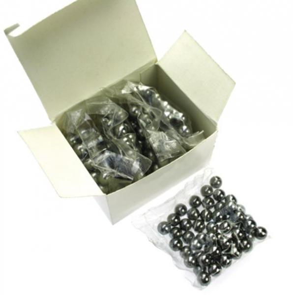 Stahlkugeln 8mm für Armbrust 50 Stück