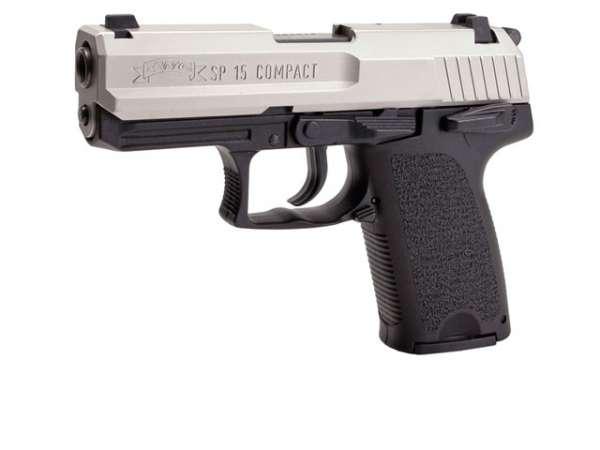 Schreckschusspistole IWG SP15 Compact 9mm P.A.K. bicolor