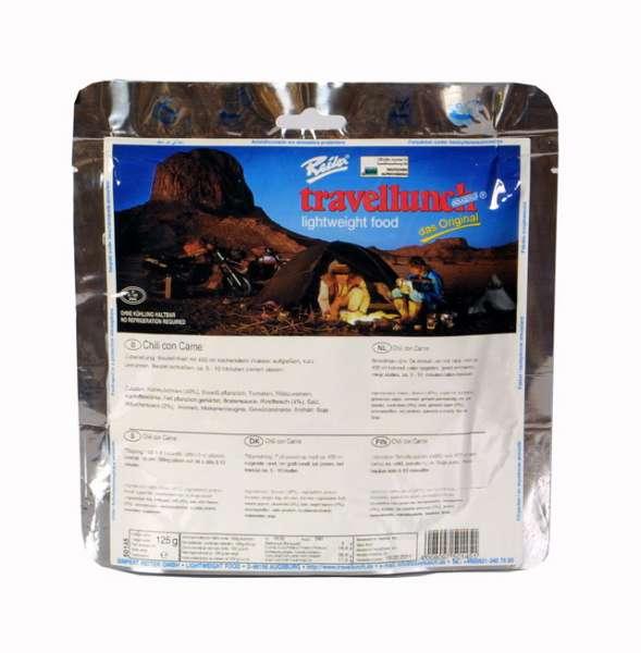 Travellunch 'Chili con Carne' 10x125g
