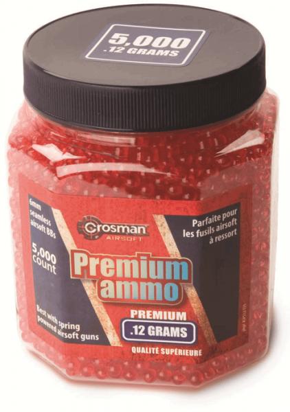 Crosman Softair Premium BBs 5000 Stück