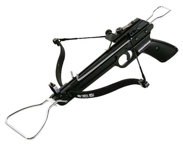 "Pistolenarmbrust ""Power-Shooter"" 50lbs, inklusive 3 Metallpfeile"