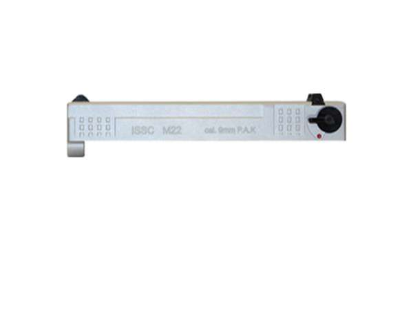 Wechselschlitten für Schreckschusspistole ISSC M22 - Aluminium