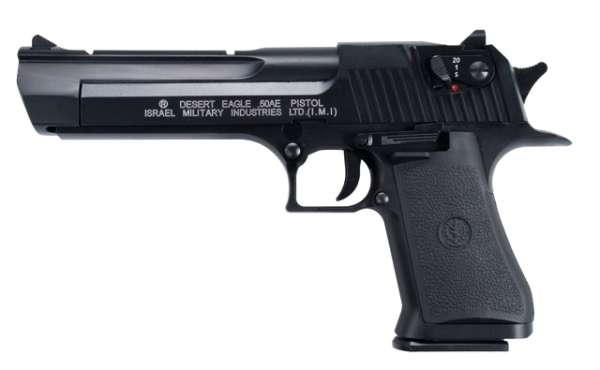 Desert Eagle .50AE CO2 BB
