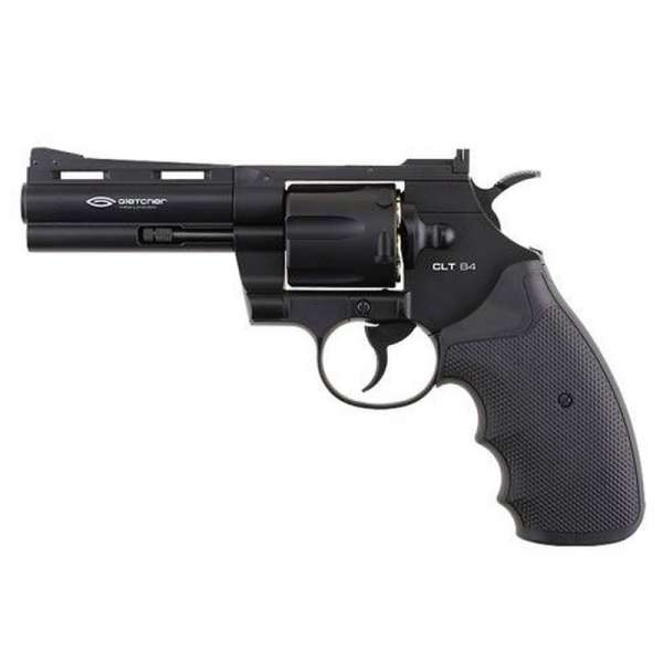 Gletcher CLT B4 CO2 Revolver 4,5mm BB