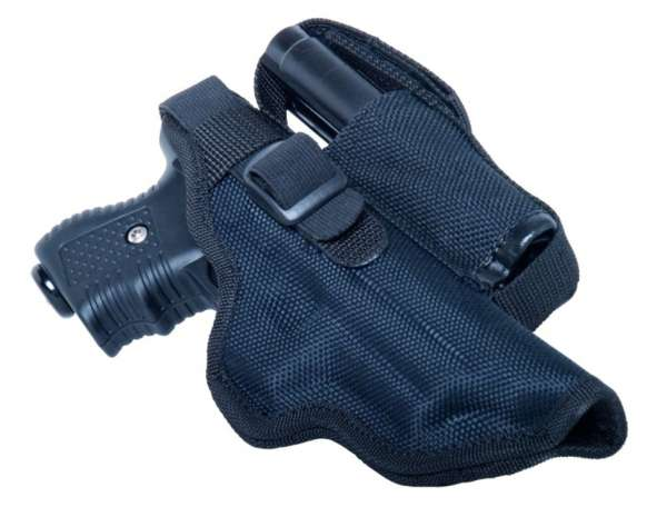 Cordura Gürtelholster für JPX Jet Protector (Rechtshänder)