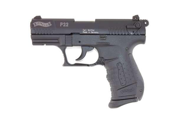 Walther P22 Schreckschuss Pistole 9 mm PAK Schwarz