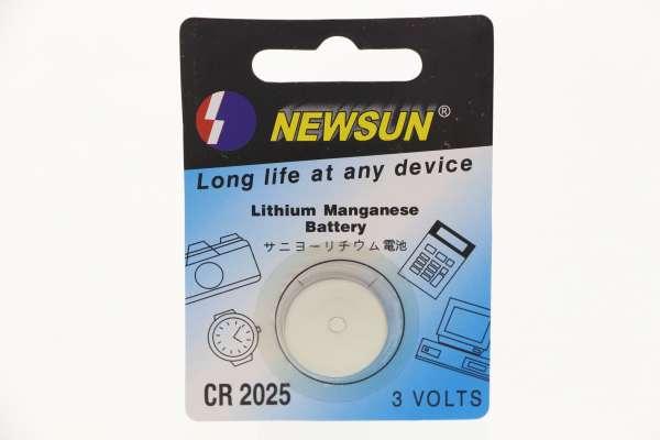3 Volt Lithium Batterie