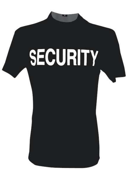 T-Shirt Security-XL