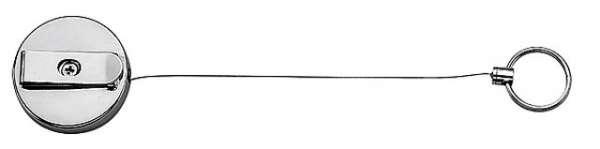 Ausziehkette mit langer Schnur