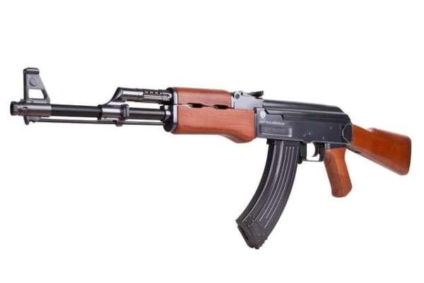 Softair Gewehr Kalashnikov AK-47 wood