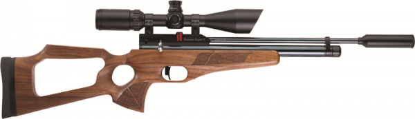 Pressluftgewehr Brocock Super Six Contour XL Walnuss