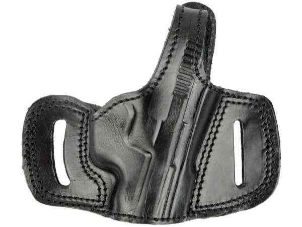 "FIRST STRIKE Gürtelholster ""Leder"" Passform Zoraki 914, schwarz"