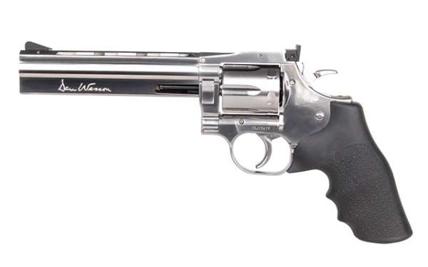 "Dan Wesson 715 6"" CO2 NBB silber"