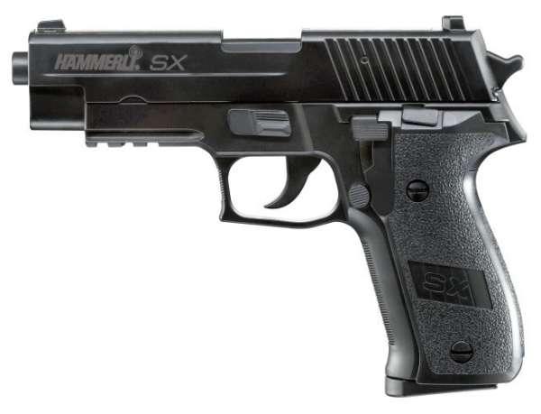 Hämmerli SX Softair Pistole (Vollmetall)