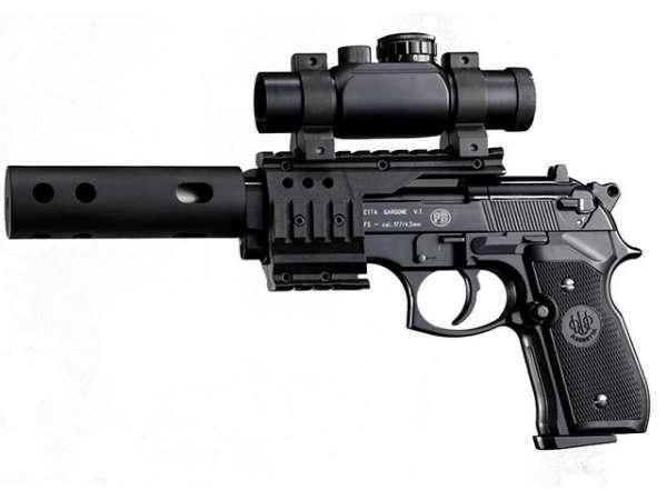 Beretta M 92 FS XX-Treme C02 Pistole