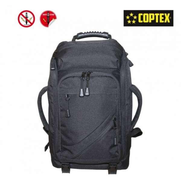"""COPTEX Taktischer Rucksack """"Anti Stabbing"""" 35 Liter"""