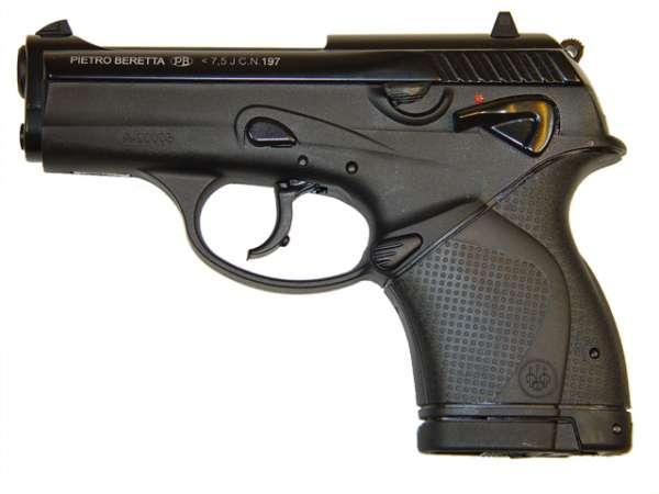 Beretta, A9000S, brüniert, poliert