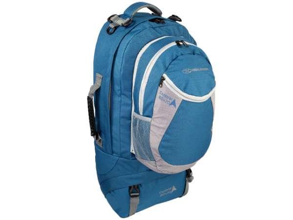 2-in-1 Rucksack/Reisetasche