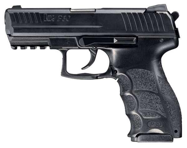 Heckler & Koch P30 9mm P.A.K. schwarz