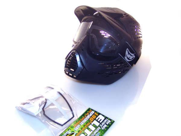 JT Elite Headshield mit Thermalglas Set