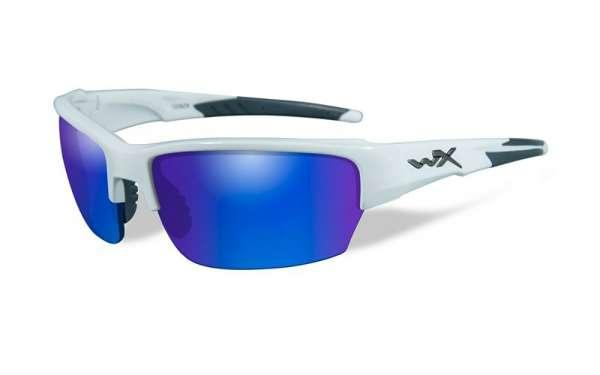 WileyX Saint R: glänzend weiss