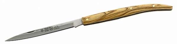 Nieto Taschenmesser, Stahl AN.58, Olivenholz, Heftlänge 9 cm