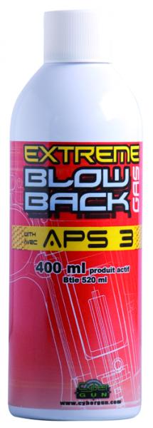 Cybergun Extreme Blow Back Gas APS3