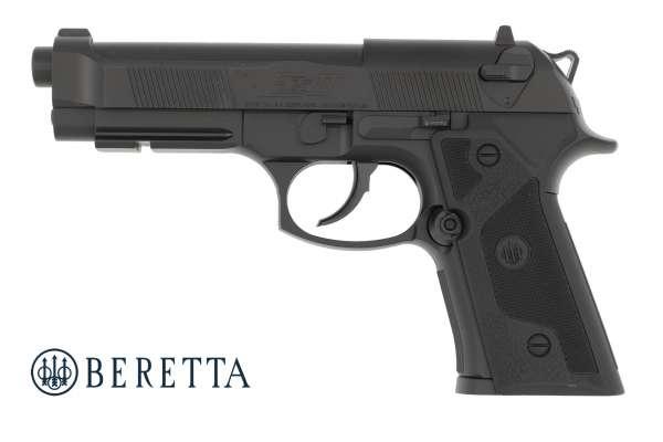 Beretta Elite 2 - Luftpistole / Co² Pistole - Komplett Set - Schutzbrille, 4.5mm .177 BB