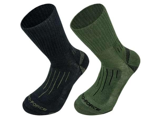 Crusader Socken schwarz Gr. S