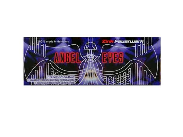 Zink Angel Eyes 15 mm 20er-Packung