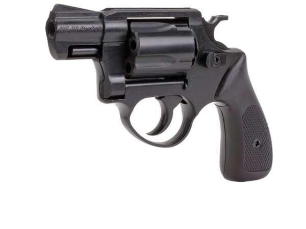 Schreckschussrevolver ME 38 Pocket 9mm R Knall brüniert