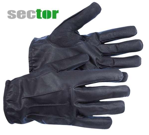 Sector Einsatzhandschuh von Polizei, Security und Sicherheitsdiensten