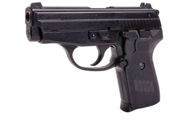 Schreckschusspistole Sig Sauer P239 9mm P.A.K. brüniert