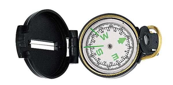 Herbertz Scout-Kompass, Kunststoff-Gehäuse