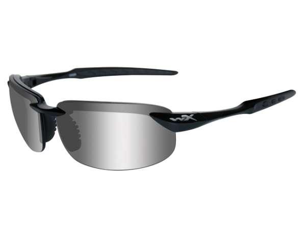 WileyX Tobi R: glänzend schwarz