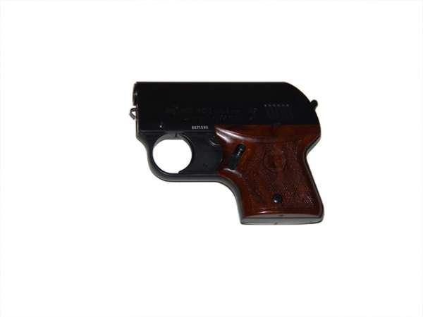 RG 3 Gaspistole, brüniert