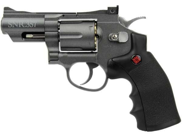 Crosman CO2-Luftpistole Revolver SNR357 Kal. 4,5mm