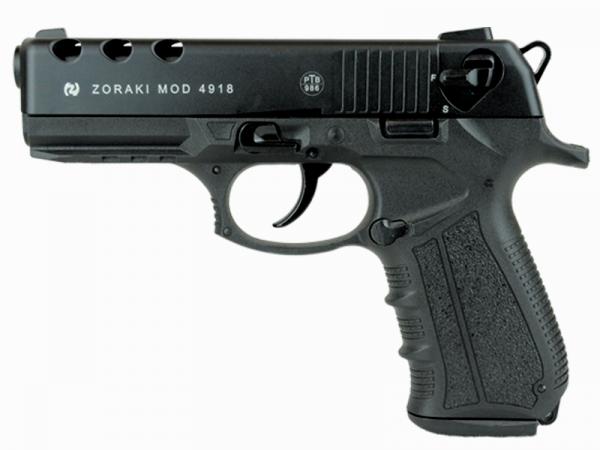 Schreckschusspistole Zoraki 4918 9mm P.A.K. schwarz