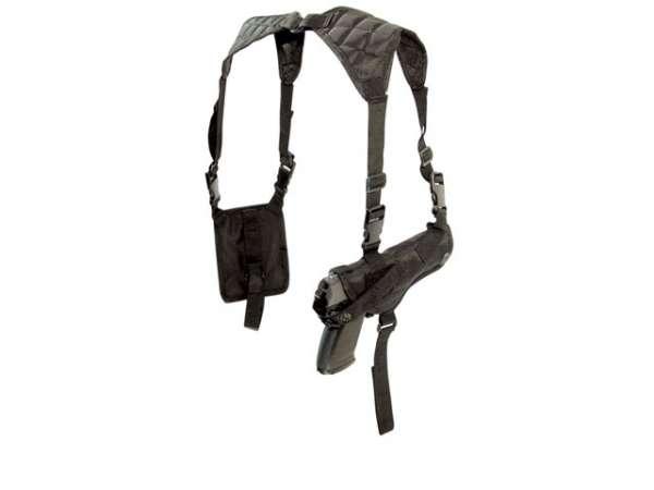 Schulterholster Crosman mit zwei Magazintaschen