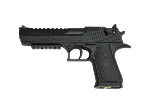 Magnum Research Desert Eagle, schwarz, C02 Pistole
