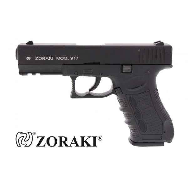 Zoraki 917 Schwarz / Schreckschusspistole / 9mm PAK