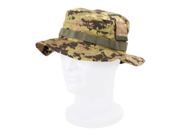 D5-Dschungel Hut mit Coolmax® Italian Camo Gr. S