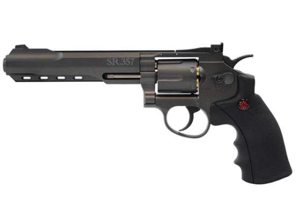 Crosman SR357, schwarz, CO2, Kal. 4,5mm