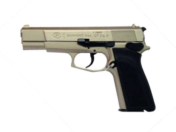 Browning GPDA 9, nickel
